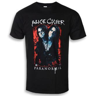 tričko pánské Alice Cooper - Paranormal Splatter - ROCK OFF, ROCK OFF, Alice Cooper