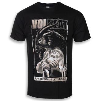 metál póló férfi Volbeat - Boogie Goat - ROCK OFF, ROCK OFF, Volbeat