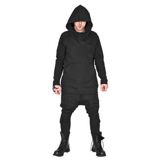 kapucnis pulóver unisex - BLACK KANGAROO - AMENOMEN - DESIRE-027