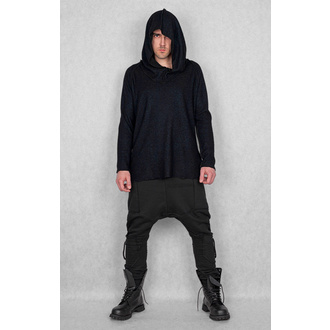 AMENOMEN unisex pulóver - BLACK, AMENOMEN