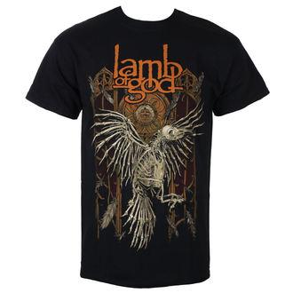 metál póló férfi Lamb of God - Crow - ROCK OFF, ROCK OFF, Lamb of God