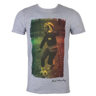 metál póló férfi Bob Marley - Rasta Football - ROCK OFF, ROCK OFF, Bob Marley