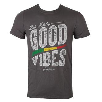 metál póló férfi Bob Marley - Good Vibes - ROCK OFF, ROCK OFF, Bob Marley