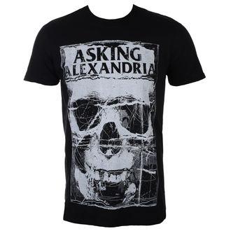 metál póló férfi Asking Alexandria - FACIAL - PLASTIC HEAD, PLASTIC HEAD, Asking Alexandria