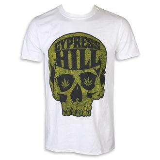 metál póló férfi Cypress Hill - SKULL LOGO - PLASTIC HEAD, PLASTIC HEAD, Cypress Hill