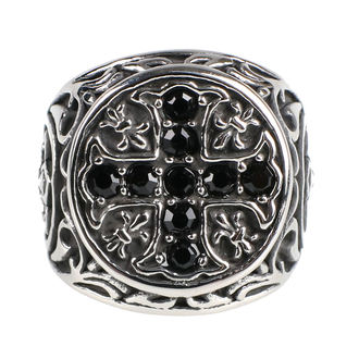 ETNOX Gyűrű - Crystal Cross, ETNOX