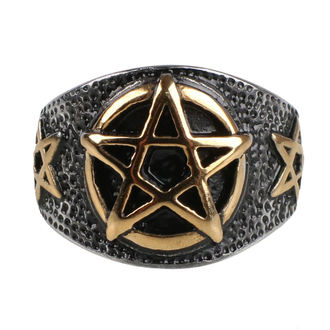 ETNOX Gyűrű - Pentagram, ETNOX