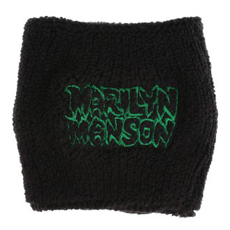 MARILYN MANSON csuklópánt - LOGO - RAZAMATAZ, RAZAMATAZ, Marilyn Manson
