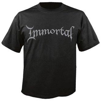 metál póló férfi Immortal - Logo - NUCLEAR BLAST, NUCLEAR BLAST, Immortal
