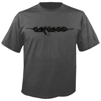 metál póló férfi Carcass - Logo GREY - NUCLEAR BLAST, NUCLEAR BLAST, Carcass