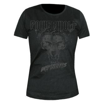 metál póló női Powerwolf - Werewolves - NUCLEAR BLAST, NUCLEAR BLAST, Powerwolf