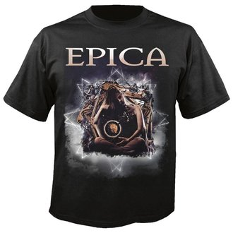 metál póló férfi Epica - Devotion will unfold - NUCLEAR BLAST, NUCLEAR BLAST, Epica