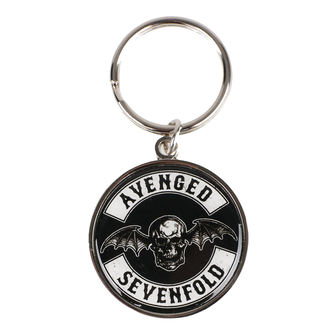 Avenged Sevenfold kulcstartó - Deathbat - ROCK OFF, ROCK OFF, Avenged Sevenfold