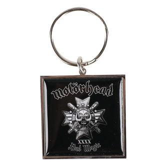 Motörhead Kulcstartó - ROCK OFF, ROCK OFF, Motörhead