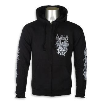 kapucnis pulóver férfi Arch Enemy - Riddick -, Arch Enemy