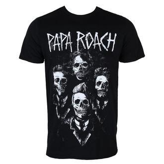 metál póló férfi Papa Roach - PORTRAIT - PLASTIC HEAD, PLASTIC HEAD, Papa Roach