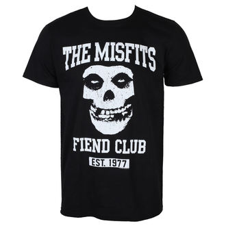 metál póló férfi Misfits - FIEND CLUB - PLASTIC HEAD, PLASTIC HEAD, Misfits