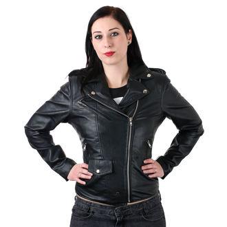 bőrdzseki női - Augusta - DOCTOR FAUST, DOCTOR FAUST