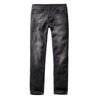BRANDIT Férfi nadrág - Rover - Fekete farmer - vékony illő, BRANDIT