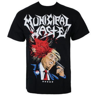 metál póló férfi Municipal Waste - TRUMP - Just Say Rock, Just Say Rock, Municipal Waste