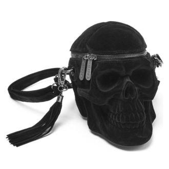 KILLSTAR Kézitáska (táska) - Grave Digger - Bársony, KILLSTAR
