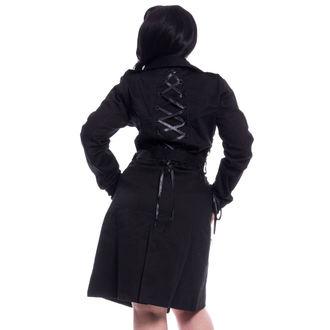Chemical Black Női Kabát - ELLEN - FEKETE, CHEMICAL BLACK
