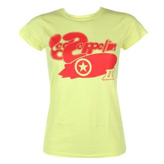 metál póló női Led Zeppelin - LZ III Bubble Logo - NNM, NNM, Led Zeppelin
