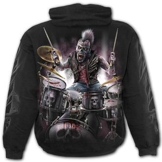 kapucnis pulóver férfi - ZOMBIE - SPIRAL