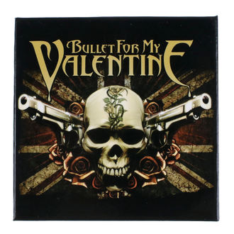 Bullet For My Valentine Mágnes, NNM, Bullet For my Valentine