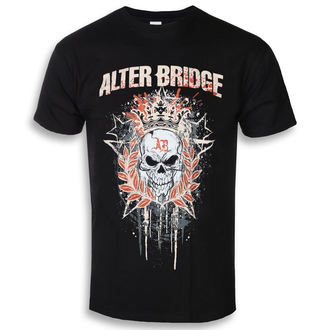 metál póló férfi Alter Bridge - Royal Skull - NAPALM RECORDS, NAPALM RECORDS, Alter Bridge