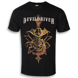 metál póló férfi Devildriver - Cowboy - NAPALM RECORDS, NAPALM RECORDS, Devildriver