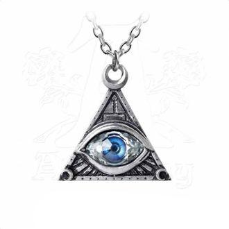ALCHEMY GOTHIC Nyaklánc - Eye Of Providence, ALCHEMY GOTHIC