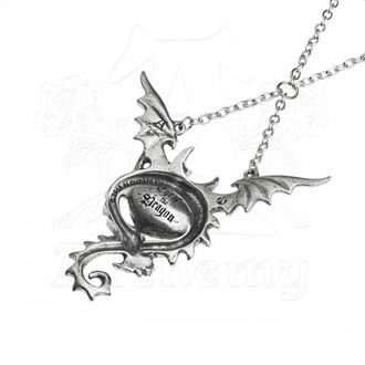 ALCHEMY GOTHIC Nyaklánc - Eye Of The Dragon, ALCHEMY GOTHIC