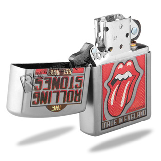 ZIPPO öngyújtó - ROLLING STONES, ZIPPO, Rolling Stones