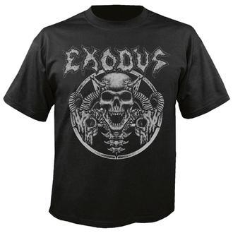 metál póló férfi Exodus - Horns Skull - NUCLEAR BLAST, NUCLEAR BLAST, Exodus