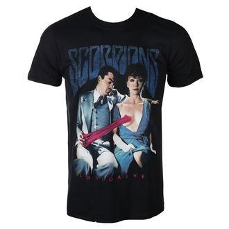 metál póló férfi Scorpions - LOVE DRIVE - PLASTIC HEAD, PLASTIC HEAD, Scorpions