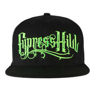 Cypress Hill Sapka - Pot Leaf Black, NNM, Cypress Hill