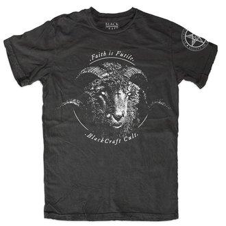 póló férfi - Faith Is Futile - BLACK CRAFT, BLACK CRAFT