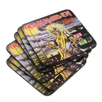 IRON MAIDEN poháralátét, Iron Maiden