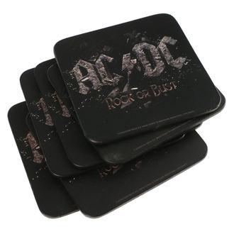 AC  /  DC poháralátét, AC-DC