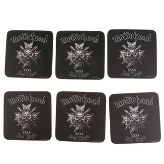 MOTORHEAD poháralátét, NNM, Motörhead