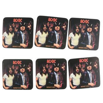 AC  /  DC poháralátét , AC-DC