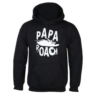 kapucnis pulóver férfi Papa Roach - Classic Logo - KINGS ROAD, KINGS ROAD, Papa Roach
