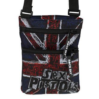 SEX PISTOLS Táska - UK FLAG, NNM, Sex Pistols
