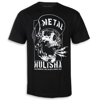 utcai póló férfi - NO PEACE BLK - METAL MULISHA, METAL MULISHA