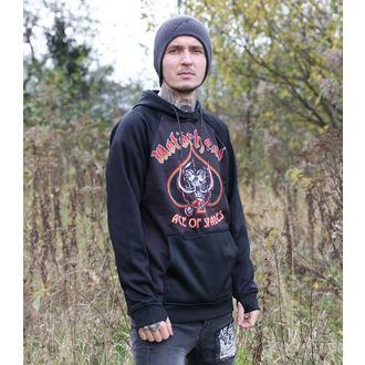 kapucnis pulóver férfi Motörhead - Black - NNM, NNM, Motörhead