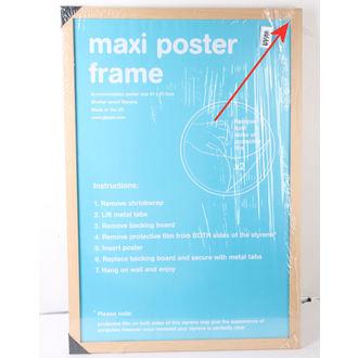 keret nak nek poszter (61x91,5 cm) - Beech - GB Posters - SÉRÜLT, GB posters