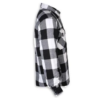 téli dzseki - Lumberjacket checked - BRANDIT, BRANDIT