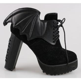 magassarkú cipő női - POŠKOZENÉ - IRON FIST, IRON FIST