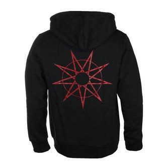 kapucnis pulóver férfi Slipknot - 9-Point Star - ROCK OFF, ROCK OFF, Slipknot
